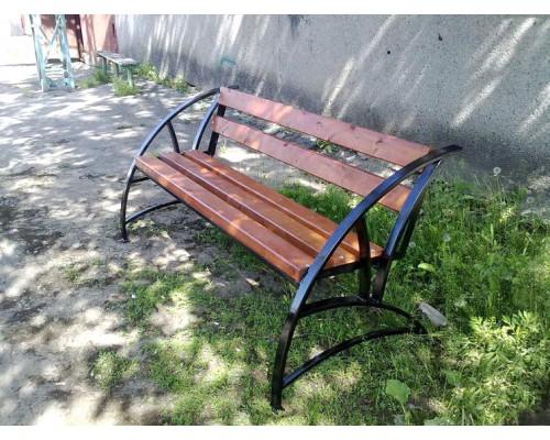 Скамейка садовая С001