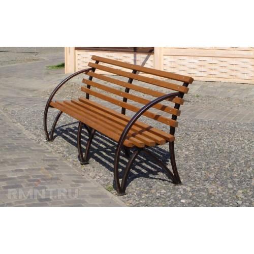 Скамейка садовая С011